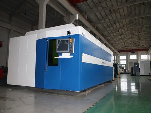 Cortadora láser de fibra de acero al carbono de 10-20 mm