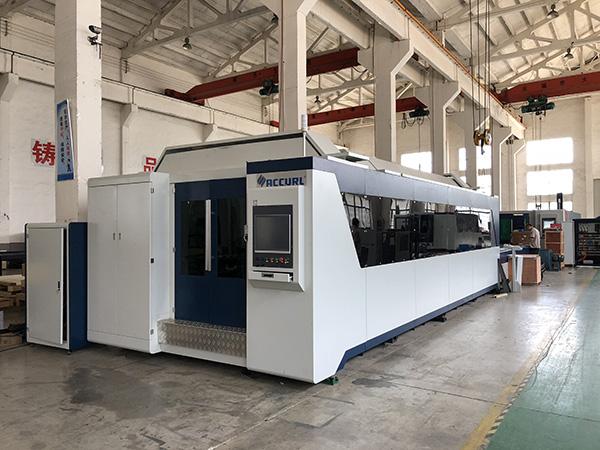 Cortadora láser de chapa CNC de 12 mm | Máquina de corte por láser de fibra Precio 3KW 2KW 1KW 500W