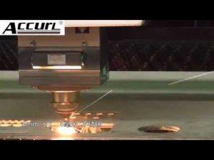 Máquina de corte por láser de metal de 2000 w para acero inoxidable, acero dulce de 12 mm, láser de chapa de acero cnc