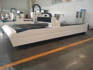 500W 1000W 2000W Acero inoxidable acero al carbono hierro metal fibra láser máquina de corte precio para precio de fábrica 3 años warrty
