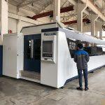 500w 700w 1kw, 2kw, 3kw, máquina de corte por láser de fibra óptica cnc de chapa metálica