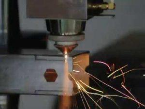cortadora de tubos láser de fibra accurl 1000w para tubos y perfiles de corte por láser