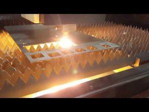 corte por láser de fibra accurl de 12 mm con máquina de corte de chapa de corte por láser ipg 2kw