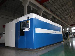 Máquina de corte por láser de fibra CNC 500w 700w 1000w 2000w 3000w Suave / inoxidable / acero al carbono