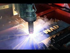 Cortadora de plasma CNC - Cortadora de plasma CNC de mesa Fabricantes con Hypertherm HRP130XD Power