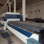 Máquina de corte láser de acero inoxidable cnc raycus / max / ipg de alta eficiencia de china con láser de fibra