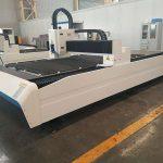 Precio barato de la cortadora del laser del CNC de la chapa 400w 600w de China