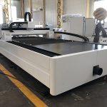 Máquina de corte por láser de fibra de tubo de metal 500W