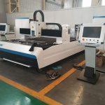 precio de la máquina de corte por láser de chapa de fibra