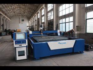 Máquina de corte por plasma 2000x6000 mm para mesa de alta definición Máquina de corte por plasma CNC con Kjellbe
