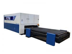 cortador láser de fibra cnc 3015 6000w 8000w para aluminio