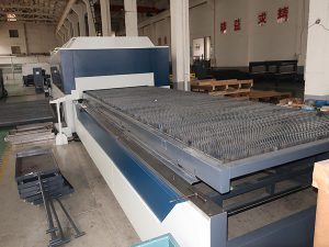 la fábrica suministra directamente la máquina de corte por láser de fibra de acero al carbono de china