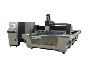 China 500w 1kw 2kw 3kw 4kw cnc precio de la máquina de corte por láser de fibra de chapa para la venta